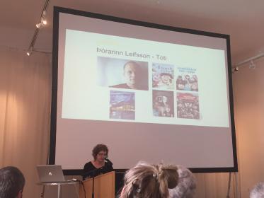Dagný on contemporary Icelandic children's literature