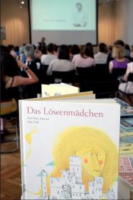 Das Löwenmädchen. Photo by Skandibok.at